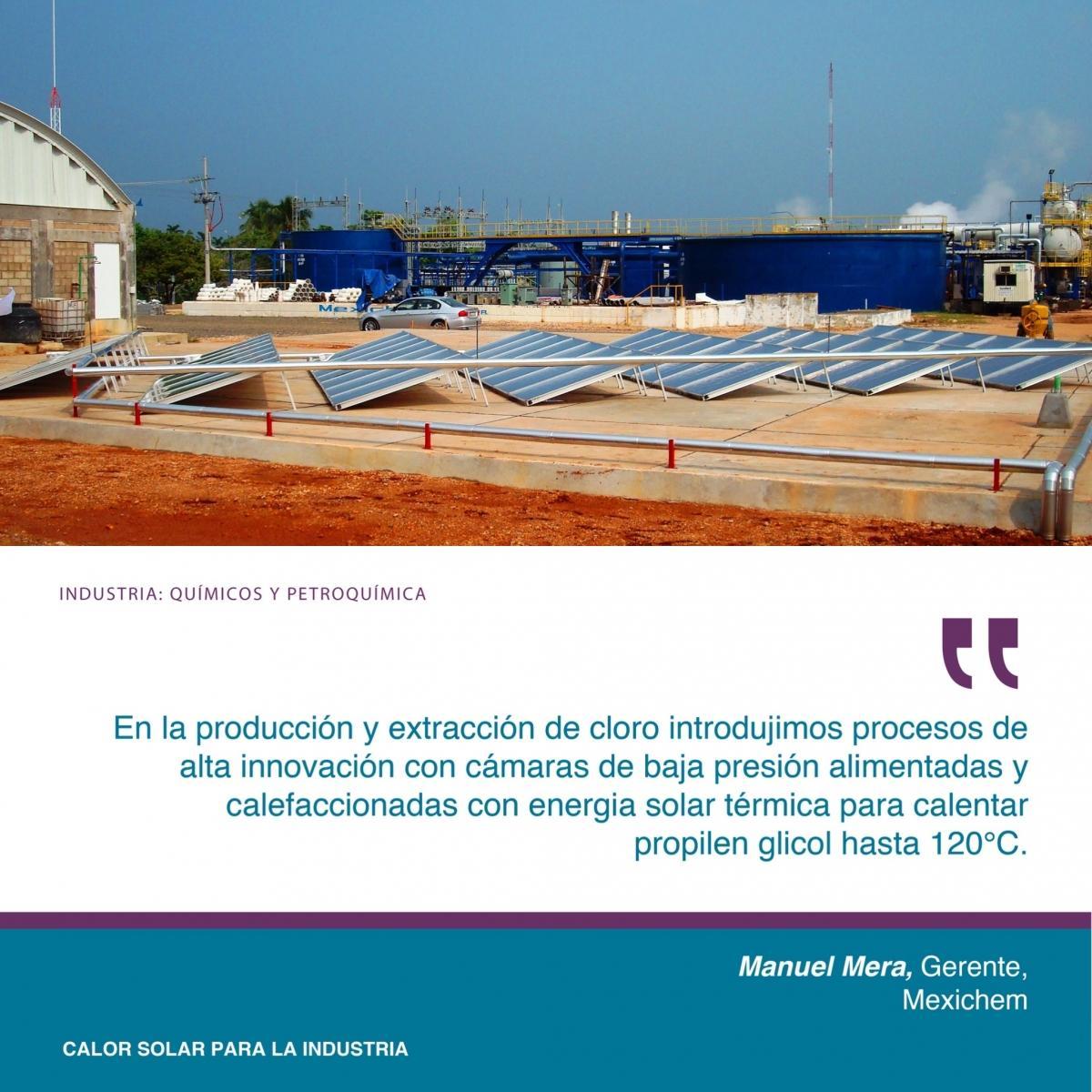 SPB México Testimonio Mexichem Casolar
